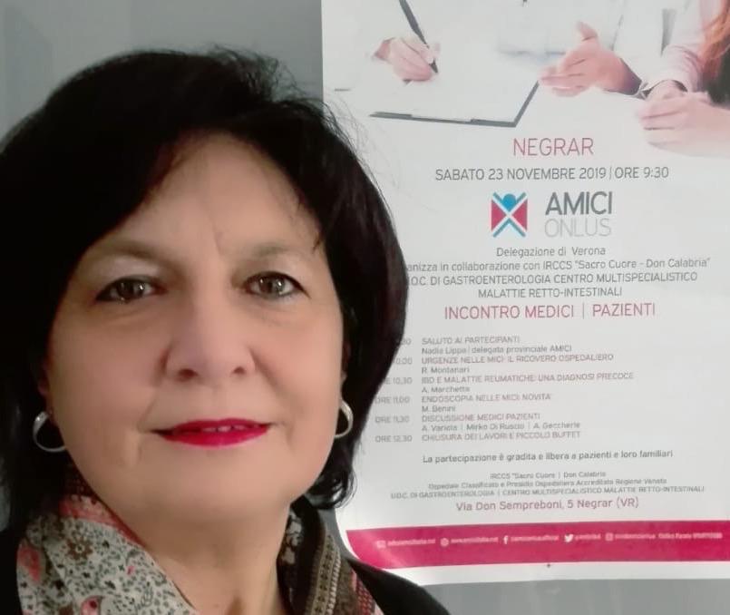 Nadia Lippa Amici Onlus Verona