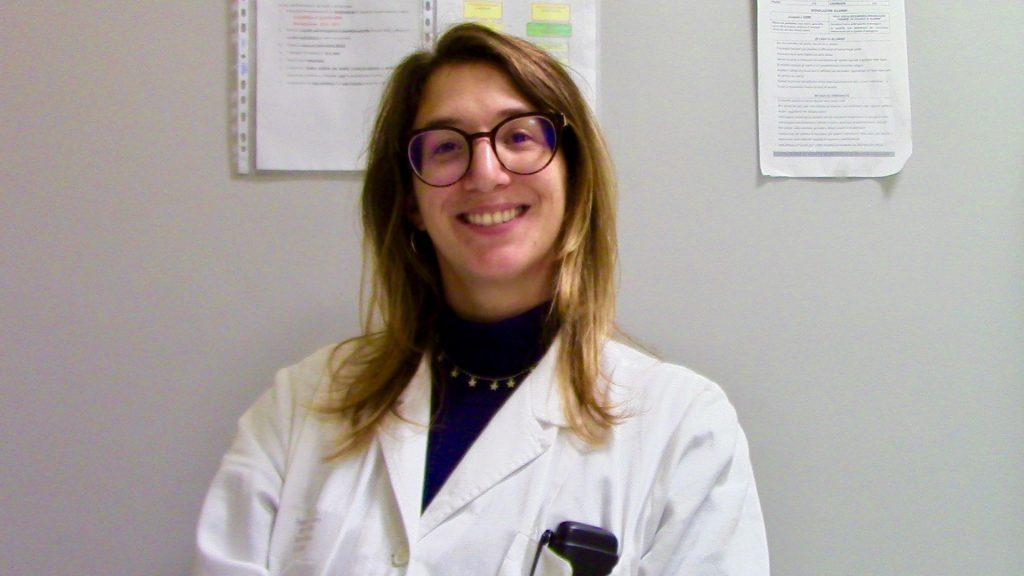 Silvia Resemini data manager IBD Unit Negrar