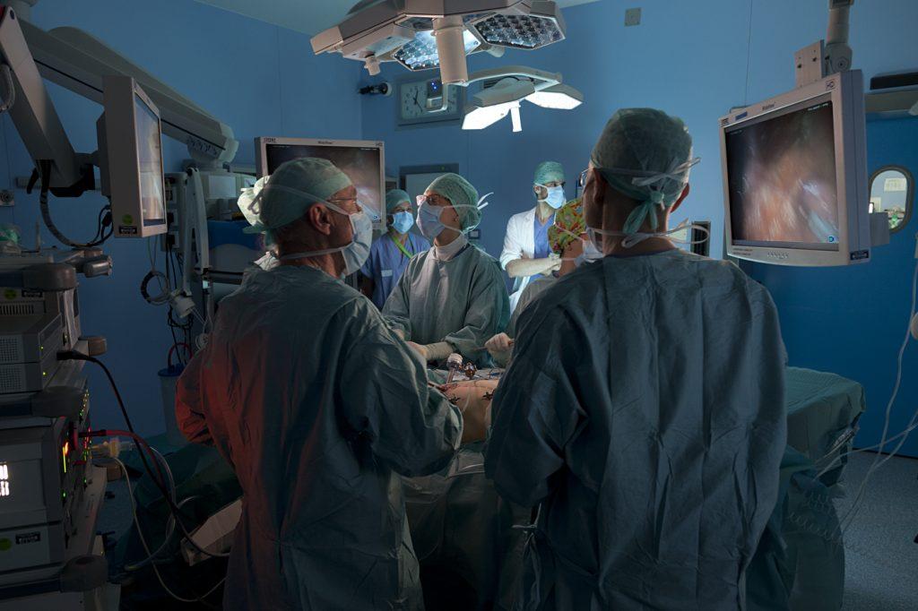Mici Chirurgia Covid 19